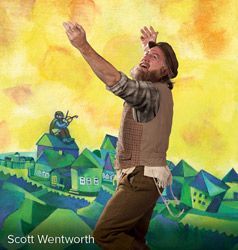 Stratford Festival's Fiddler on the Roof