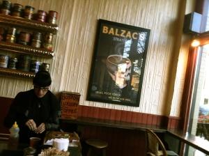 Balzac's Coffee in Stratford, ON